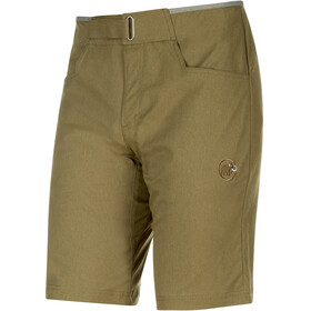 Mammut Massone Shorts Men olive melange